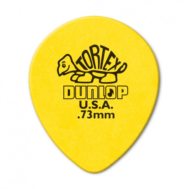 Dunlop Tortex Teardrop 0.73 mm - soundstore-finland