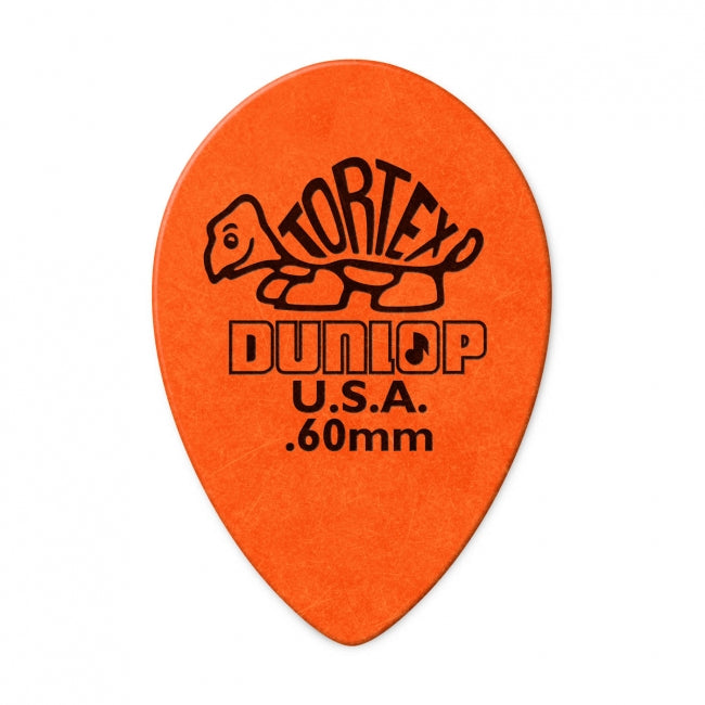 Dunlop Tortex Teardrop Small 0.60 mm - soundstore-finland