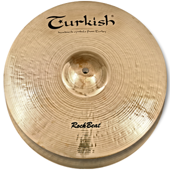 "Turkish Rock Beat Hi-Hat 14"" - soundstore-finland"