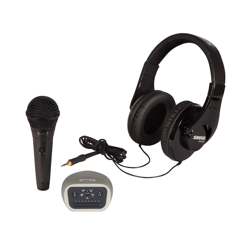 Shure Digital Recording Kit
