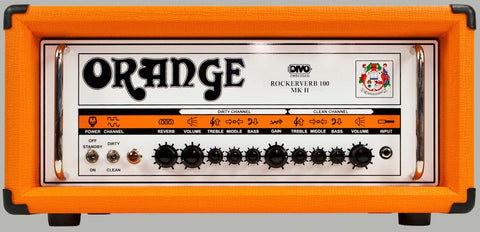 Orange Rockerverb 100H MKII - soundstore-finland