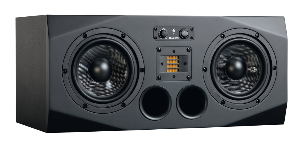 ADAM A77X -  Active Monitor, 3-way, 2x7