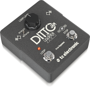 TC Electronic Ditto Jam X2 Looper - soundstore-finland