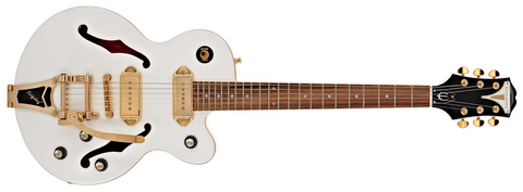 Epiphone Wildkat Royale w/Bigsby Pearl White