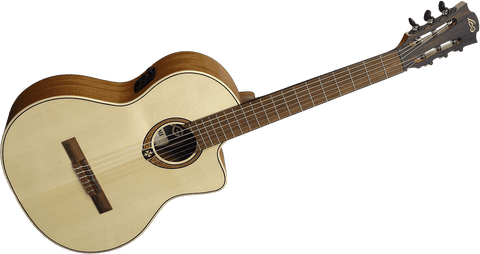 LAG OC88CE  Spruce Classical cutaway electroacoustic - soundstore-finland