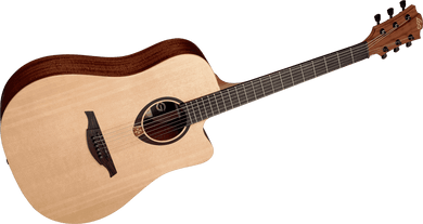 LAG T70DC Dreadnought Cutaway - soundstore-finland
