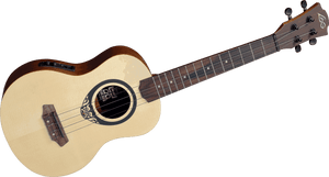 LAG TKU150TE Tiki Uku Tenor acoustic electric