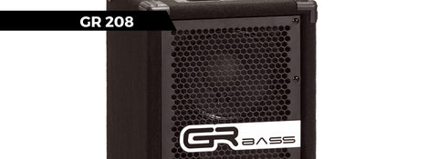 GRBass GR208-4 cabinet - soundstore-finland