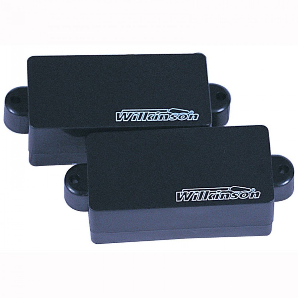 Wilkinson WPBE500 P-Style Active Bass Pickup Pair