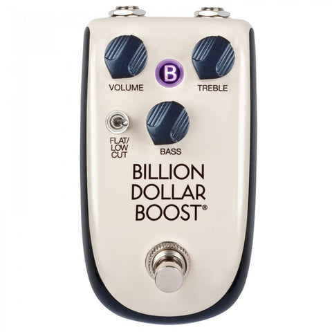 Billionaire Billion Dollar Boost Pedal by Danelectro