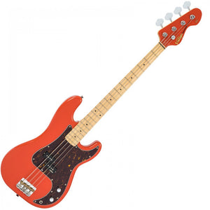 Vintage V4M Reissued Series V4MFR Firenza Red