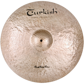 "Turkish Rock Beat Raw Ride 20"" - soundstore-finland"