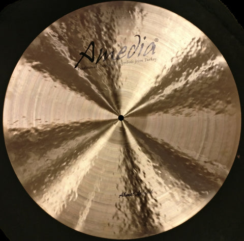 "Amedia Ahmet Legend Jazz Ride 23"" - soundstore-finland"