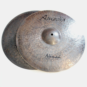 "Amedia Nomad Hihat 14"" - soundstore-finland"