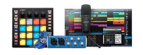Presonus Atom Producers Lab Bundle