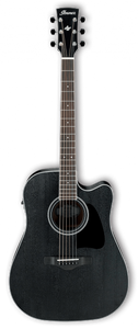 Ibanez AW84CE-WK Artwood - soundstore-finland