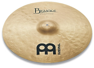 "Meinl 20"" Byzance Traditional Extra Thin Hammered  Crash - soundstore-finland"