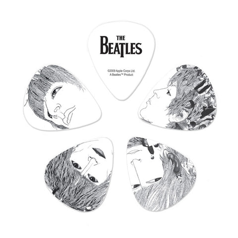 The Beatles Revolver plektrasetti Heavy - soundstore-finland