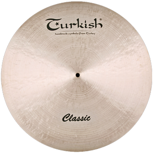 "Turkish Classic Crash Thin 18"" - soundstore-finland"