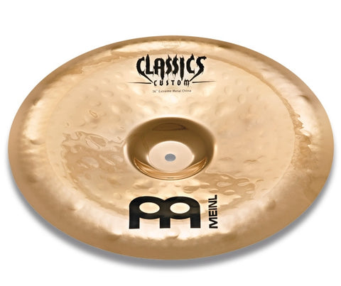 "Meinl Classics Custom 18"" Extreme Metal China - soundstore-finland"