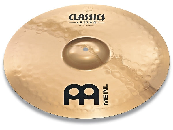 "Meinl Classics Custom 18""  Powerful Crash - soundstore-finland"