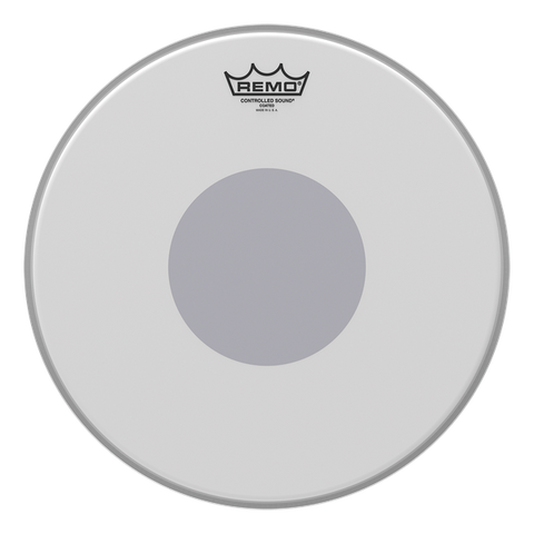 "Remo 14"" Controlled Sound Coated - soundstore-finland"