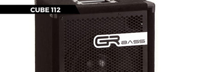 GRBass CUBE112-8 cabinet - soundstore-finland