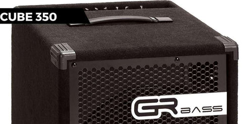 GRBass CUBE 350 combo - soundstore-finland