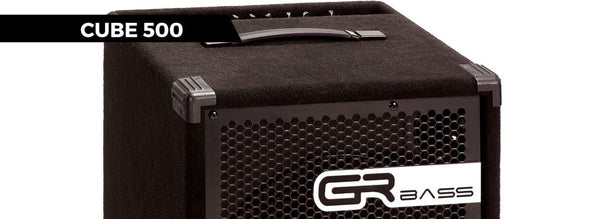 GRBass CUBE 500 combo - soundstore-finland