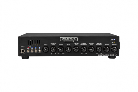 Mesa Boogie Subway D-800 Plus - soundstore-finland