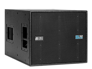"dB Technologies DVA S09DP Active Subwoofer 15"" 1000 Watt RMS - soundstore-finland"
