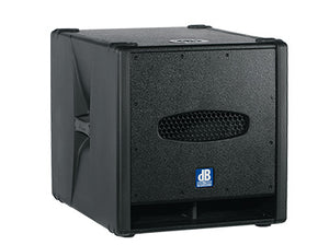 "dB Technologies SUB 05 D Active Subwoofer 15"" 800 Watt"