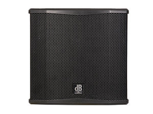 dB Technologies SUB 15H Active Class-D Subwoofer - soundstore-finland