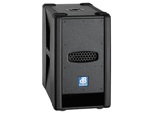 "dB Technologies SUB 28 D Active Subwoofer 2x8"" 800 Watt."
