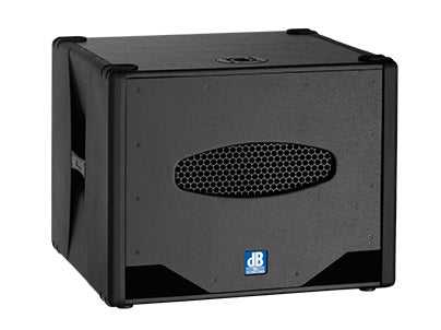 "dB Technologies SUB 808 D Active Subwoofer 18"" 800 Watt."