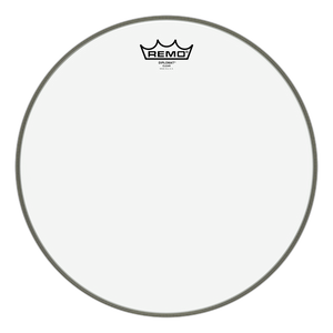 "Remo 18"" Diplomat Clear tomikalvo - soundstore-finland"
