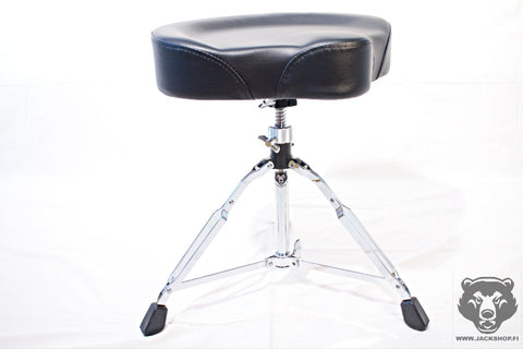 Jackshop Drum Throne Saddle - soundstore-finland