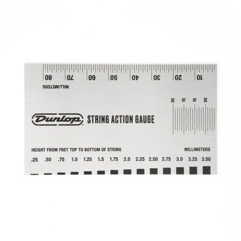 Dunlop System 65 String Action Gauge - soundstore-finland