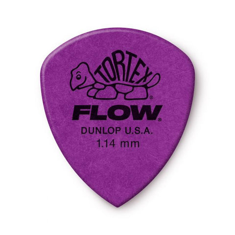 Dunlop Tortex Flow Std 1.14 mm - soundstore-finland