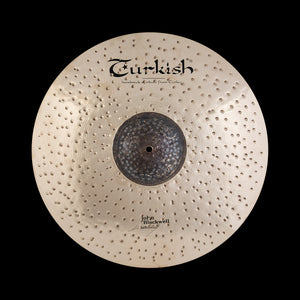 "Turkish John Blackwell Signature Ride 21"" - soundstore-finland"