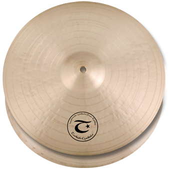 "Turkish Vintage Soul Hi-Hat 14"" - soundstore-finland"