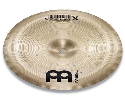 "Meinl Generation X 16"" Filter China - soundstore-finland"