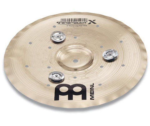 "Meinl Generation X 14"" Jingle Filter China - soundstore-finland"