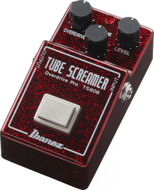 Ibanez TS808 Tube Screamer 40th Anniversary - soundstore-finland