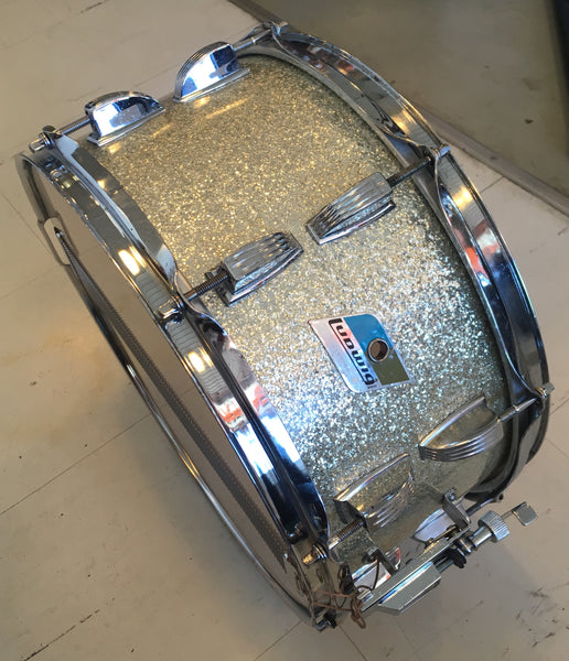 "Ludwig 14""x6,5"" 3-Ply Snare (käytetty) - soundstore-finland"