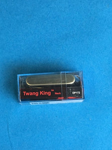 DiMarzio DP172 Twang King kaulamikki Raw cover - soundstore-finland