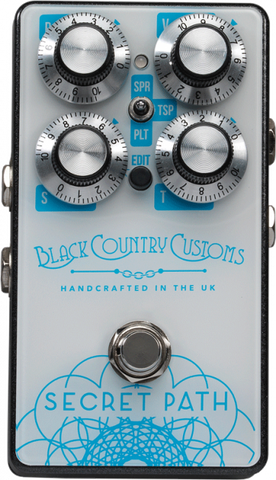 Black Country Customs Secretpath Reverb