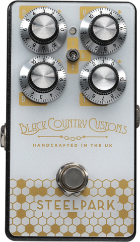 Black Country Customs Steelpark Booster - soundstore-finland