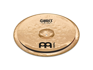 "Meinl Classics Custom 16""/18"" Extreme Metal Stack - soundstore-finland"