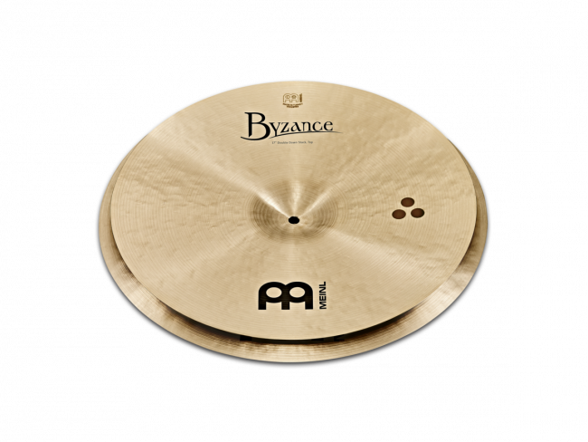 Meinl Double Down Stack - Matt Halpern